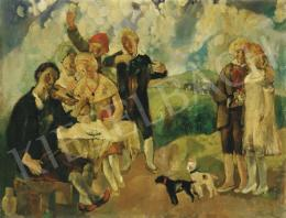 Vadász Endre - Hegedűszó, 1925