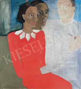 Vaszkó Ödön - A piros ruha