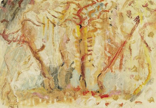 Tóth, Menyhért - Landscape | 35th Auction auction / 163 Item