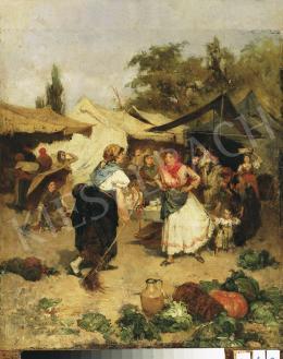 Deák Ébner, Lajos - In the Market