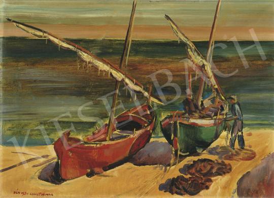 Vén Emil - Lloret de Mar-i hajók | 35. Aukció aukció / 177 tétel
