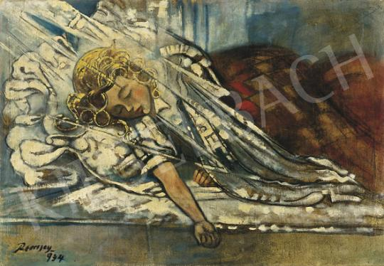 Remsey, Jenő György - Dream, 1934 | 35th Auction auction / 206 Item