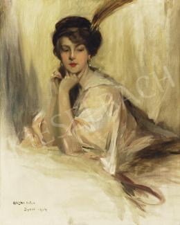 Halmi Artúr - Dáma, 1914