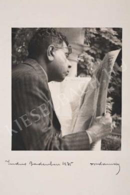 Orphanides János - Indus Badenben, 1935