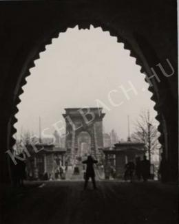 Kerny István - Az alagút Budapesten, 1925