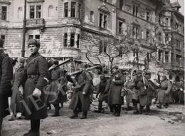 Haldei, Jevgenyij - Szovjet csapatok Budapesten, 1945.febr.
