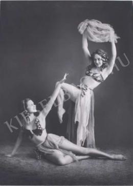 Demeter Károly - Táncosnők, 1940 körül