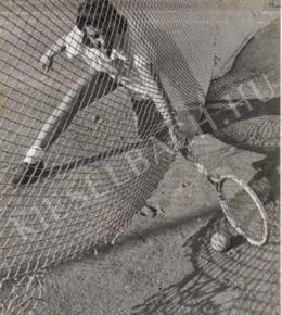 Szabó, Lajos - Tennis Player, c. 1936