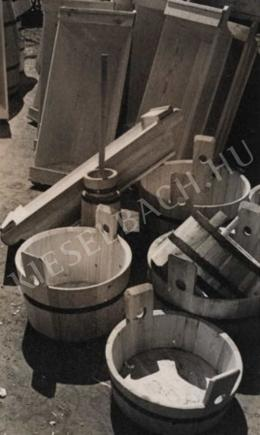 Kinszki, Imre - No Title (Pails), c. 1933-35