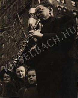 Albok, John (Albok, János) - New York, 1948