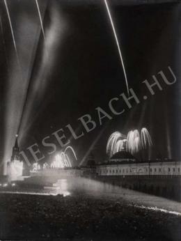 Halip, Jakov - Tűzijáték a Győzelem napja megünneplésére 1945 június 24-én