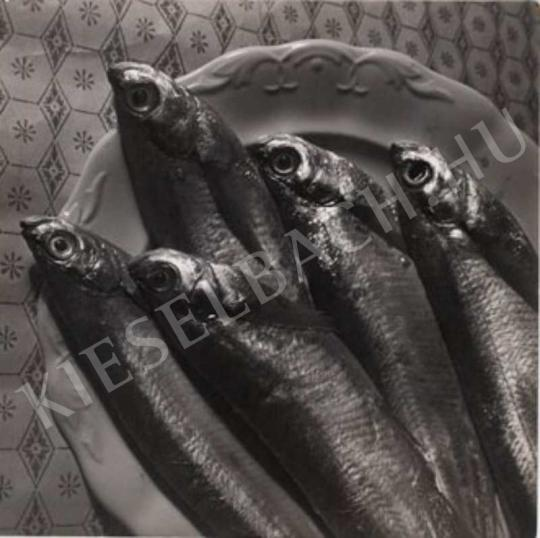 Szőllősy, Kálmán - Herrings, c. 1935   Auction of Photos auction / 46 Item