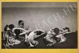 Marsovszky ,Elemér Mrs, Ada Ackermann - Kinephony: Sitting Semicircle, 1932