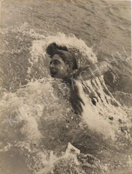 Escher, Károly - Fick, American Swimming World Champion ,1930 | Auction of Photos auction / 67 Item