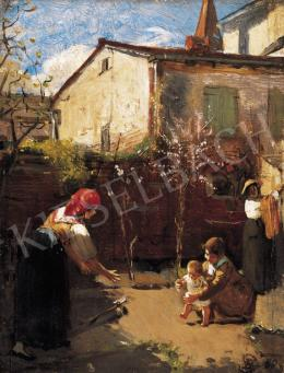 Skuteczky Döme - Első lépés (1888)