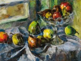 Frank Frigyes - Gyümölcscsendélet