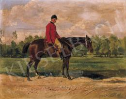 Richter, Wilhelm - Fox-hunting (1870)