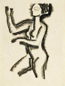 Kádár, Béla - Art Deco Nude