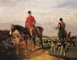 Richter, Wilhelm - Fox-hunting
