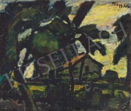 Nagy István - Erdőrészlet (Szélmalom) (1925 körül)