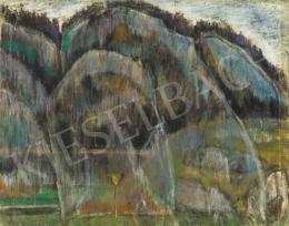 Nagy, István - Hazy Landscape in Békás, about 1928