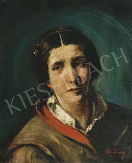 Rudnay, Gyula - The Artist's Wife, 1920s