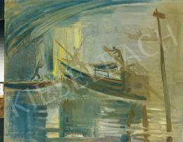 Miháltz Pál - Folyónál (Aranyhíd), 1941