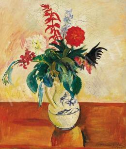 Bornemisza, Géza - Still Life of Flowers, 1926