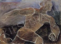 Pór Bertalan - Lendület (A futó), 1935