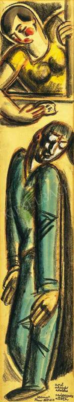 A. Tóth Sándor - A nő, a kenyér, a koldus, 1930