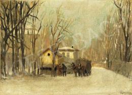 Berkes, Antal - Winter Landscape