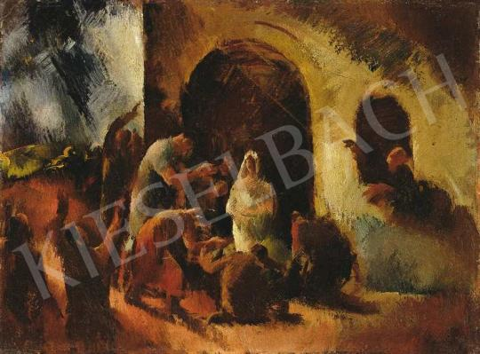 Aba-Novák, Vilmos - The Shepherds' Adoration | 36th Auction auction / 201 Item