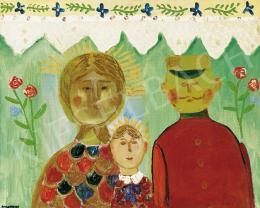 Anna Margit - Állomásfőnök és családja