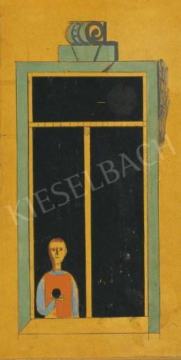 Korniss, Dezső - By the Window