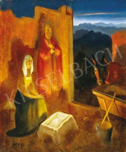 Molnár C. Pál - Szent család
