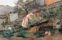 Neogrády Antal - A kis kertészlány