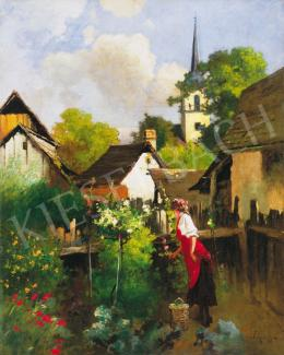 Neogrády, Antal - Sunny garden
