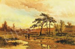 Hooper, John Horace - Eső utáni fények