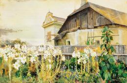 Egner, Marie - Virágzó kert