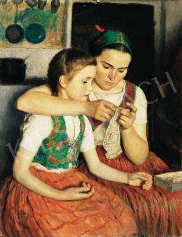 Glatz, Oszkár - Girls, 1931