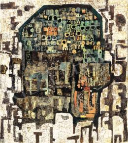 Ország Lili - Architektúrák (Régi városok kapuja)