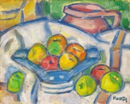 Kmetty János - Csendélet almákkal