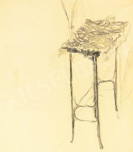 Gedő Ilka - Asztal V
