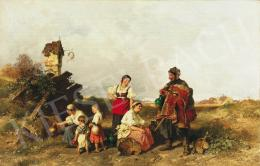 Böhm, Pál - Courtship