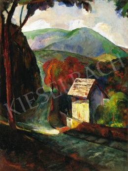 Fonó (Fleischer) Lajos - Nagybányai dombok