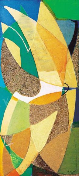 Réth Alfréd - Kompozíció, 1956