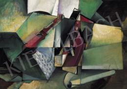 Szobotka, Imre - Cubistic Still-life