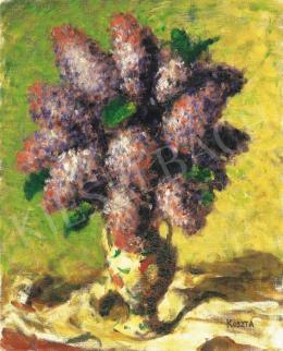 Koszta, József - Violet lilacs
