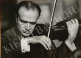 Fleischmann, Trude - Bronislav Huberman hegedűművész, 1935 előtt