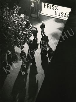 Kinszki Imre - Friss újság, 1935 körül
